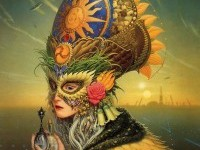 Summer Queen michael whelan masquerade